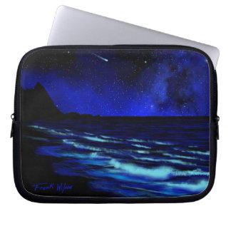 Bali Hai Tunnels Beach Kauai Laptop Sleeve