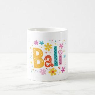 Bali Indonesia Coffee Mug