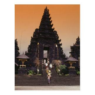 Bali, Indonesia Postcard