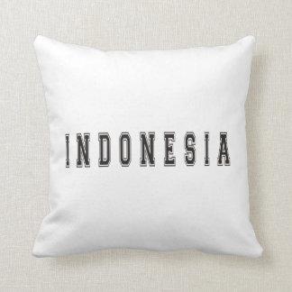 Bali Indonesia Throw Pillow