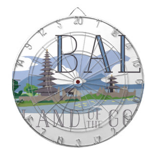 Bali Island Of Gods Dartboards