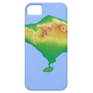 Bali Map iPhone 5 Cover