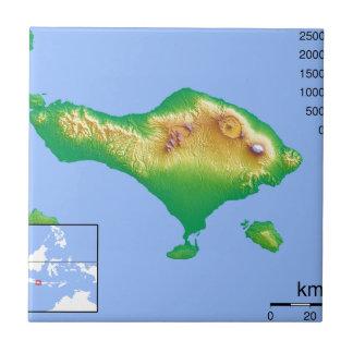Bali Map Tile