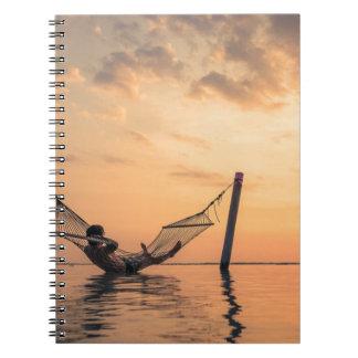 Bali Sunset Notebook