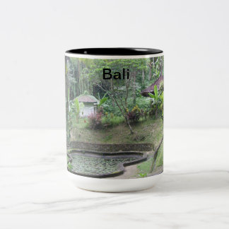 Bali Two-Tone Coffee Mug