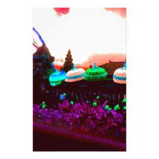 Bali Umbrella Colour Splash Stationery