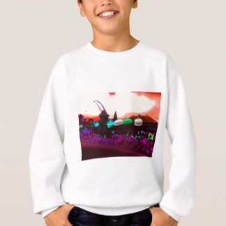 Bali Umbrella Splash Sweatshirt
