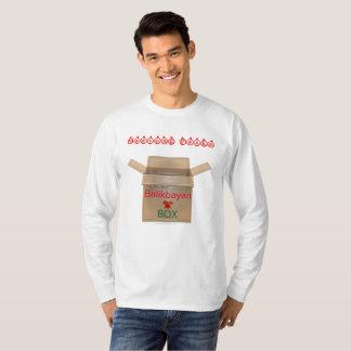 Balikbayan Box - a Huge Box for Filipinos T-Shirt
