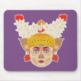 Balinese Girl Dancer Mouse Pad