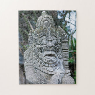 Balinese God statue Jigsaw Puzzle