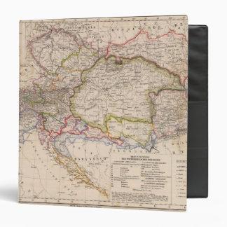 Balkan Peninsula, Austria, Hungary Binders