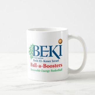 Ball-a-boosters Basketball Mug