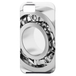 Ball bearing case for the iPhone 5