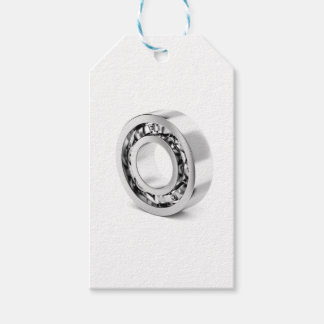 Ball bearing gift tags