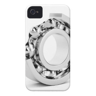 Ball bearing iPhone 4 cover