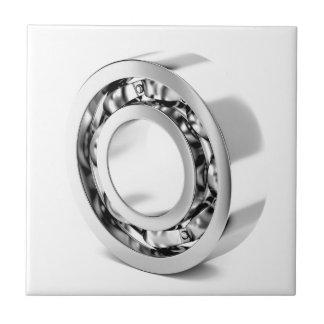 Ball bearing tile