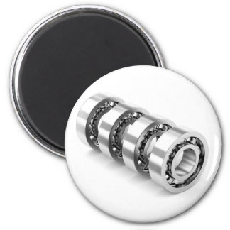 Ball bearings 2 inch round magnet
