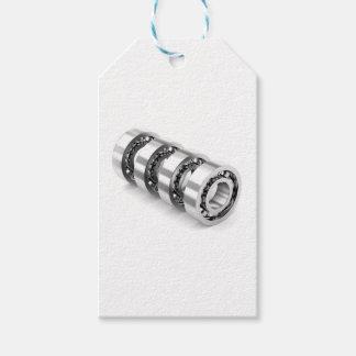 Ball bearings gift tags