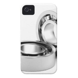 Ball bearings iPhone 4 cover