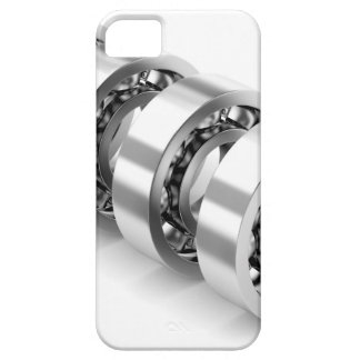 Ball bearings iPhone 5 cover
