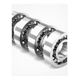 Ball bearings letterhead