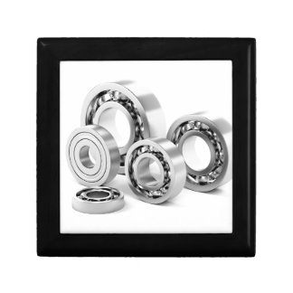 Ball bearings with different sizes gift box