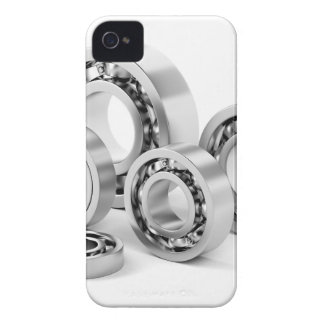 Ball bearings with different sizes iPhone 4 Case-Mate case