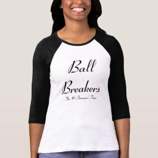 Ball Breakers - Women's baseball style Shirts