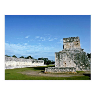 Ball Court And Temple Of The Jaguars, Chichen Itza Postcard