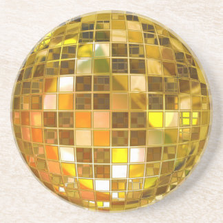 Ball Disco Ball Jump Dance Light Party Disco Coaster