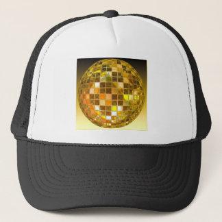 Ball Disco Ball Jump Dance Light Party Disco Trucker Hat