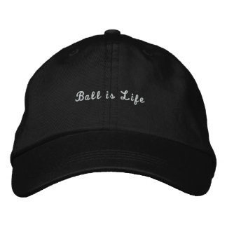 Ball is Life Hat