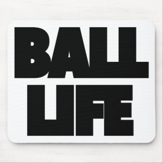 Ball Life Mouse Pad