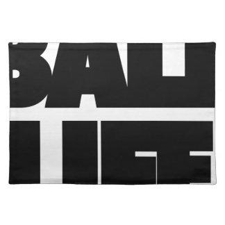 Ball Life Placemat