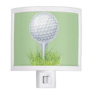 Ball On Tee on the Green Night Lites