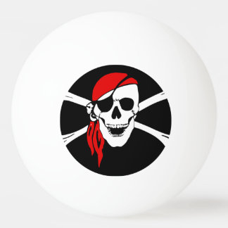 "ball ""pirate"" table tennis."