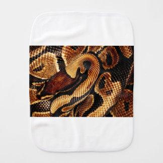 Ball Python Burp Cloth