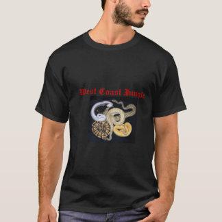 Ball Python Morp Design T-Shirt
