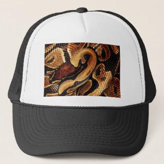 Ball Python Trucker Hat