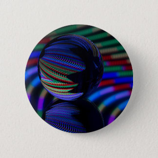 Ball Reflect 3 2 Inch Round Button