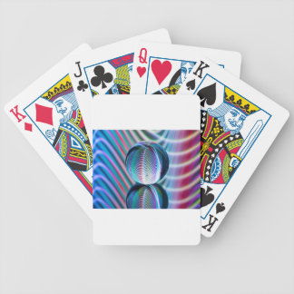 Ball Reflect 5 Bicycle Playing Cards
