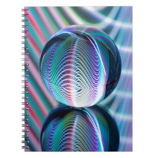 Ball Reflect 5 Notebook