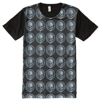 Ball Skull All-Over-Print T-Shirt