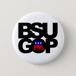 Ball State College Republicans 2 Inch Round Button