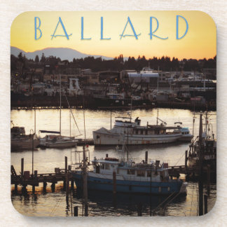 Ballard Boats Coaster