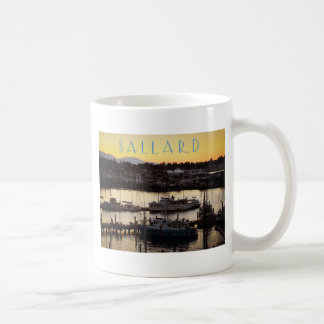 Ballard Boats Coffee Mug