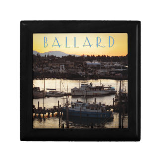 Ballard Boats Keepsake Boxes