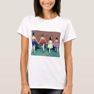 Ballarina Girls Casual T-Shirt