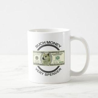 Baller Doge Classic White Coffee Mug