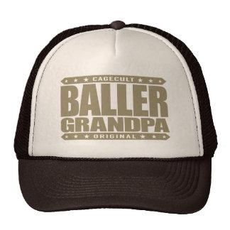 BALLER GRANDPA - Still Rocking Gangster Stemina Trucker Hat
